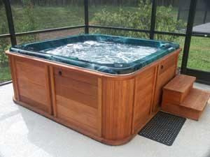 Hot Tub Repair - Rainbow Mist Pressure Washing, Taylor, MI